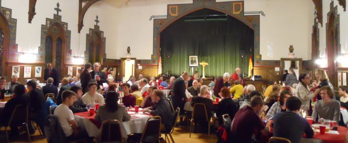 Lutherfest 2015 at Zion Church Adlersaal