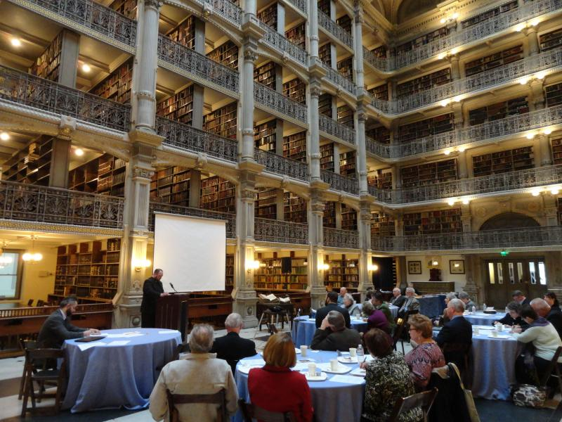 Symposium 2016 at Peabody Speaker Ashley Hall