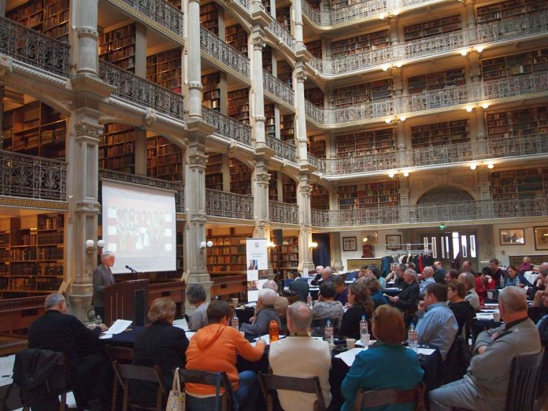 2017 Theological Symposium  at  The George Peabody Library