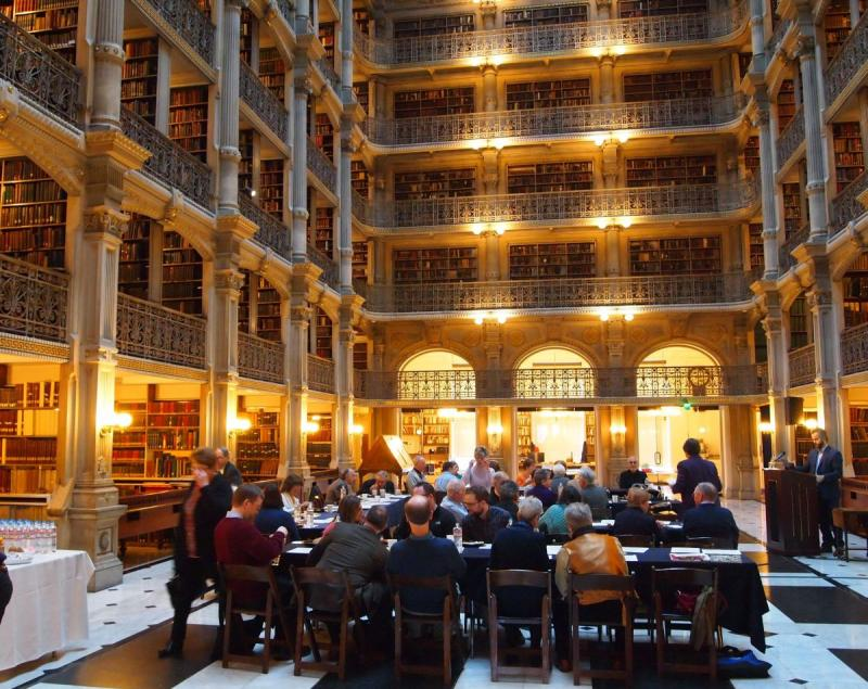 2017 Theological Symposium at The Peabody Library