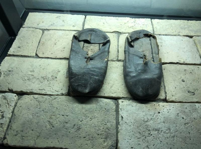 Slippers of St. Ignatius