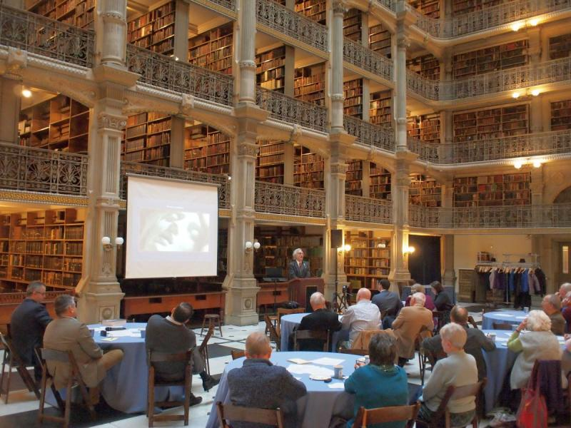 2019 Theological Symposium at the George Peabody Library
