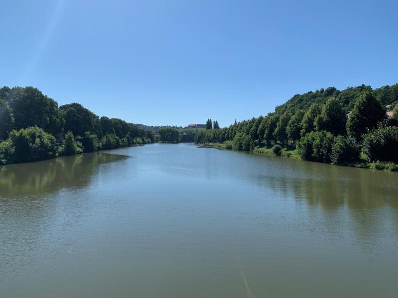 Neckar River Center