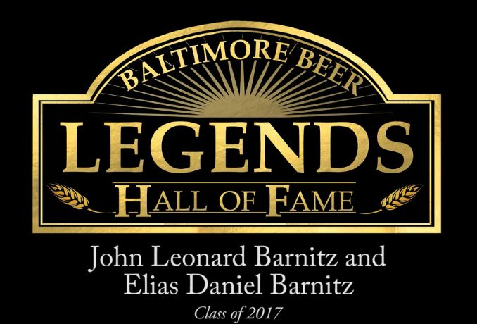Baltimore Beer Legends Hall of Fame Barnitz Video