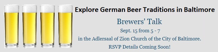 History of Local German Beer Event