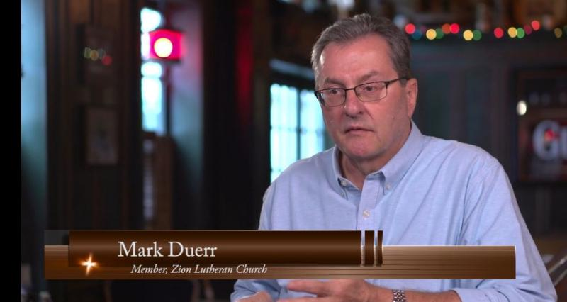 Mark Duerr Zion Beer Historian